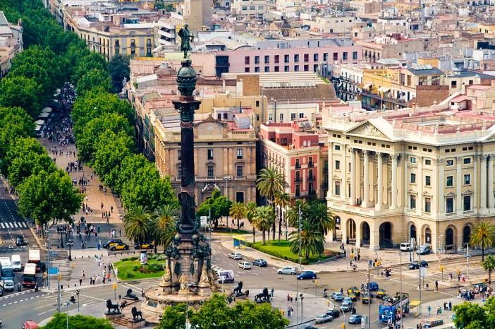 Памятник Колумбу (Рамбла, Барселона)