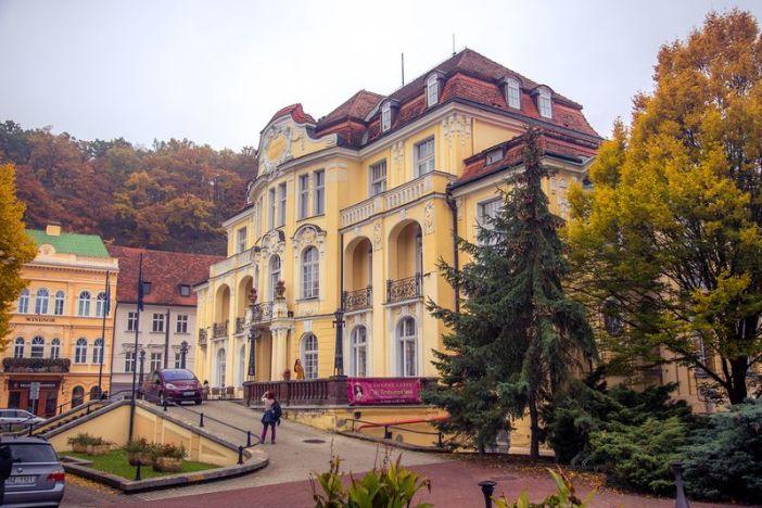 Поездки из Праги на один день: курорт Теплице
