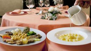 Зимняя еда в Барселоне: суп Escudella