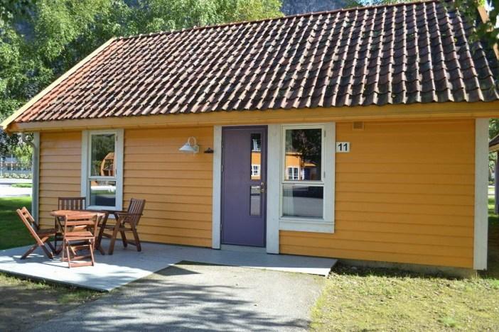 Кемпинги Согне-фьорда: Lærdal Ferie- og Fritidspark
