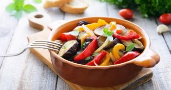 Армянская кухня: салат из обжаренных баклажанов — набор продуктов, рецепт