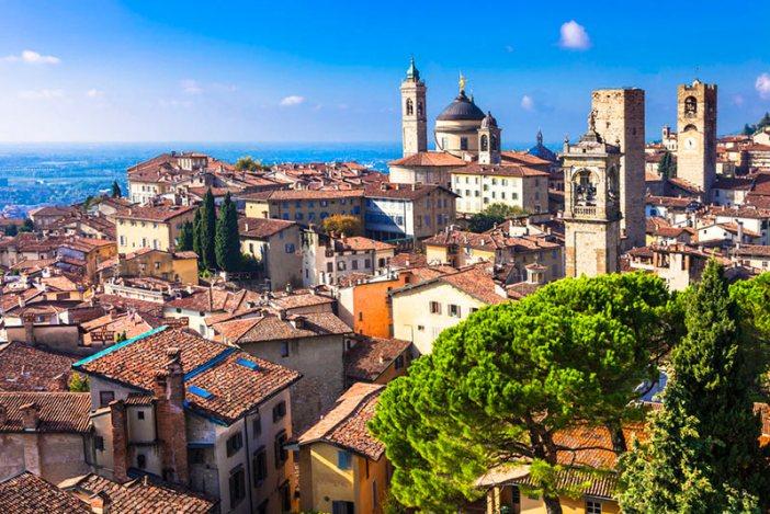 Однодневные экскурсии из Римини — красавец Бергамо!