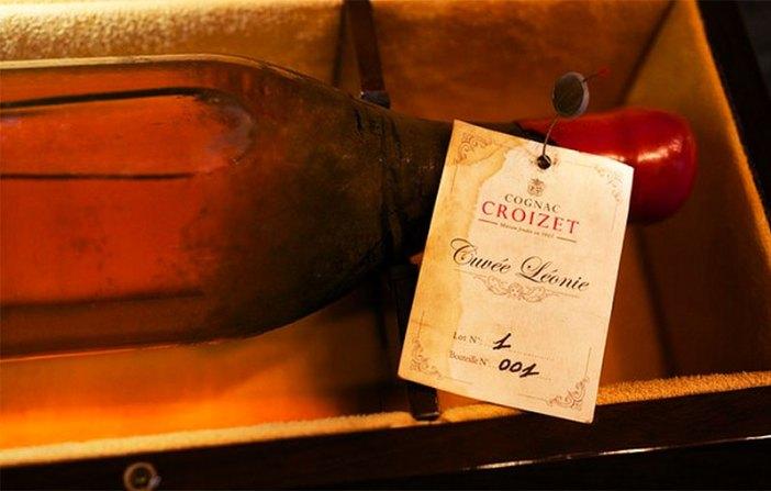 Старинный французский коньяк Круазе (Croizet)