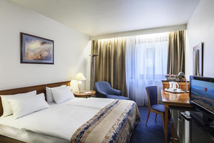 Где остановиться в Будапеште: Hotel Hungaria City Center