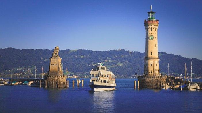 Лучшие озера Австрии: Боденское озеро