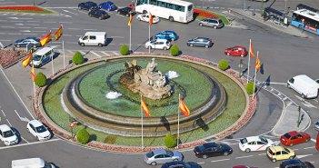 Площадь Сибелес (ФОТО) — самая красивая в Мадриде