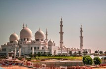 Из Дубая в Абу-Даби — автобус / аренда авто / экскурсии
