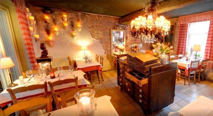 Рестораны Брюгге: De Vlaamsche Pot