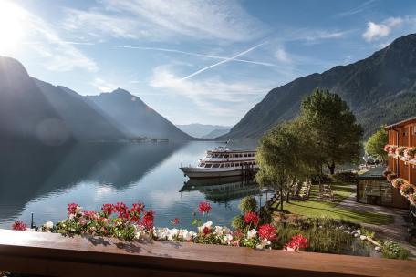 Отдых на озере Ахензее: Travel Charme Fürstenhaus Am Achensee