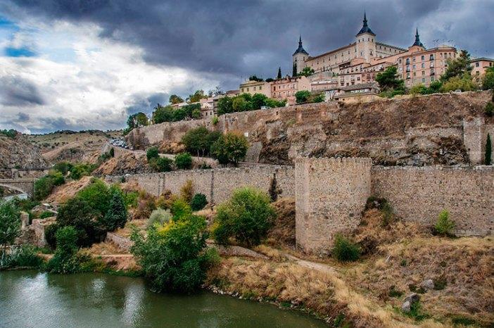 Пригороды Мадрида: город Толедо