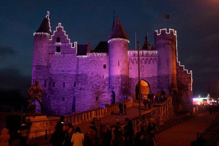 Музеи Антверпена: замок Стеркхоф