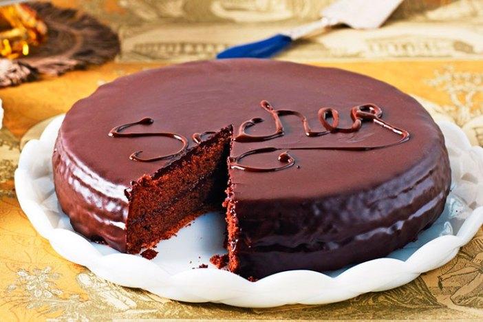 Что попробовать в Австрии: торт Захер