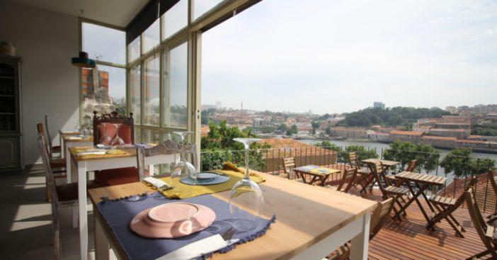 Ресторан Intrigo в Порту с панорамным видом