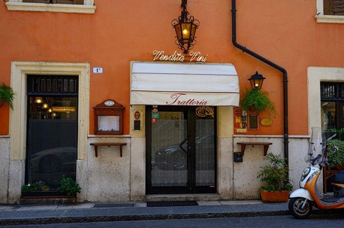 Ресторан Al Bersagliere (Верона, Италия)