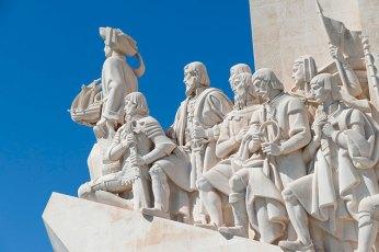Памятник первооткрывателям (Лиссабон, Португалия)