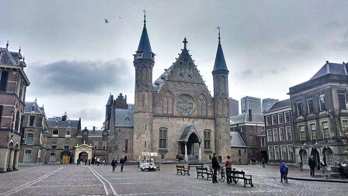 Куда поехать из Амстердама: Гаага