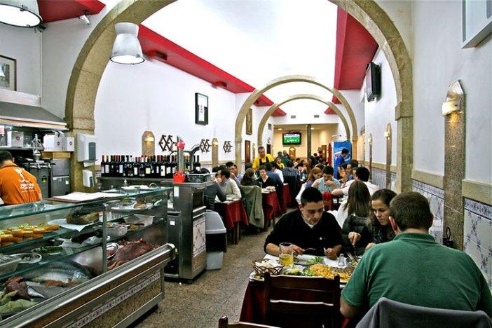 Кафе Principe do Calhariz в Лиссабоне