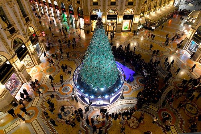 Когда лучше ехать в Милан: Рождество и Новый год