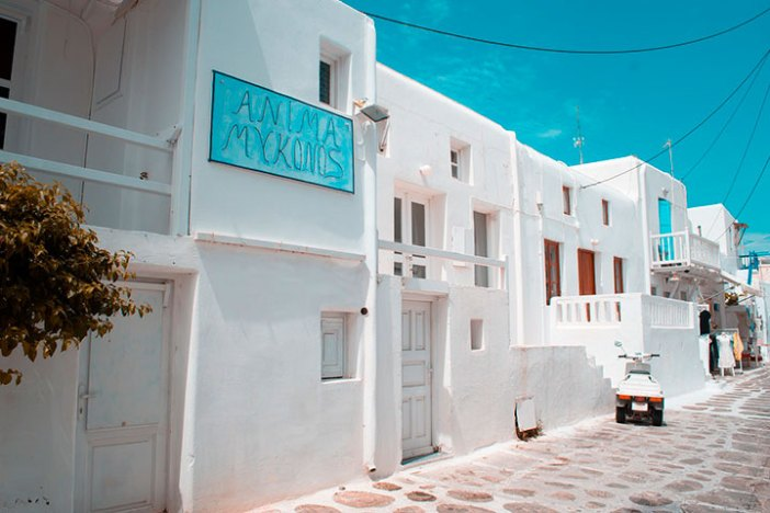 Туристический сезон в Греции 2020 может быть отложен