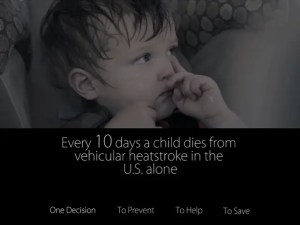 One Decision (Child Safety Film - Vehicular Heat Stroke) foto 2