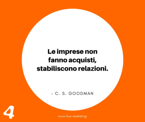 FOUR.MARKETING - C. S. GOODMAN