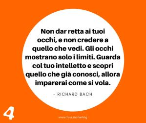FOUR.MARKETING - RICHARD BACH