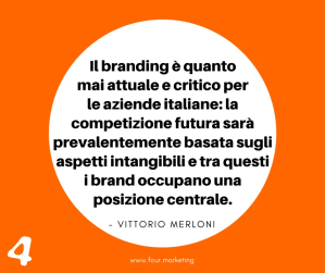 FOUR.MARKETING - VITTORIO MERLONI