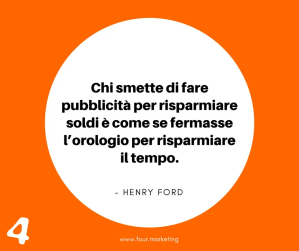 FOUR.MARKETING - HENRY FORD