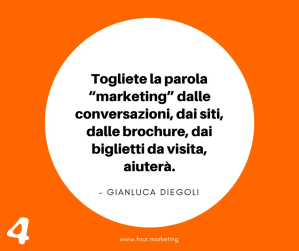 FOUR.MARKETING - GIANLUCA DIEGOLI