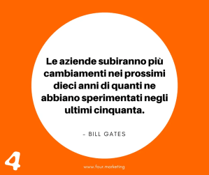 FOUR.MARKETING - BILL GATES
