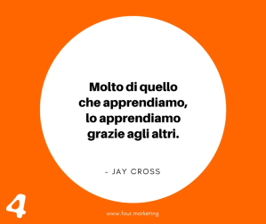 FOUR.MARKETING - JAY CROSS