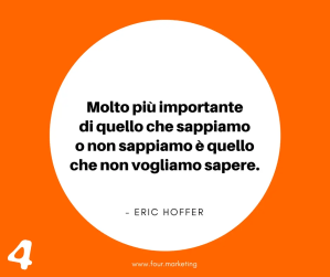 FOUR.MARKETING - ERIC HOFFER