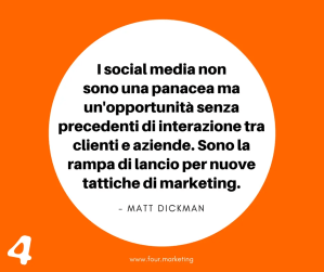 FOUR.MARKETING - MATT DICKMAN