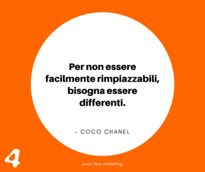FOUR.MARKETING - COCO CHANEL