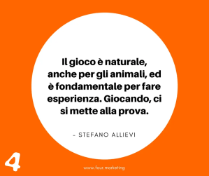 FOUR.MARKETING - STEFANO ALLIEVI