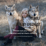 The Wolf Ate My Checklist