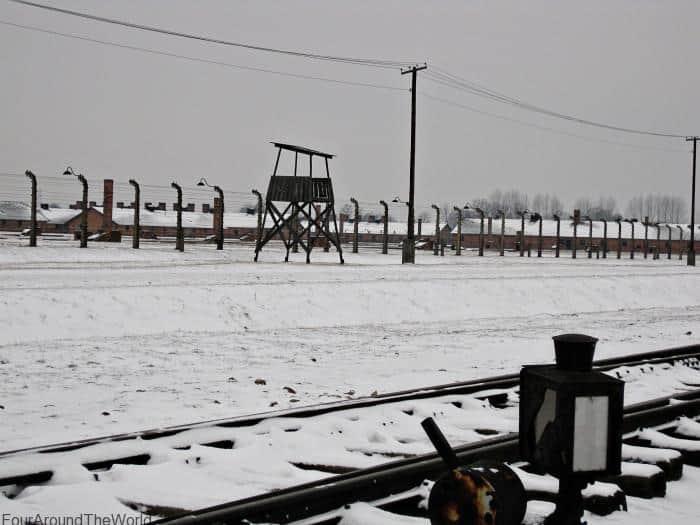 Birkenau and Auschwitz tour