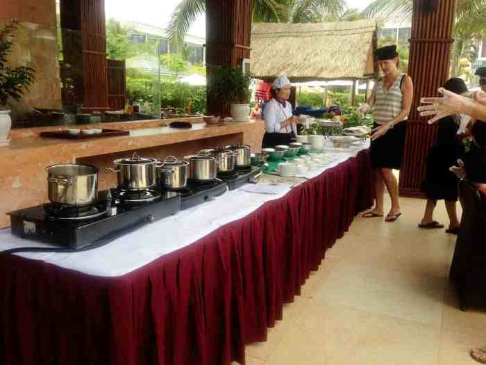 Vietnamese Cooking Lesson in Hoi An