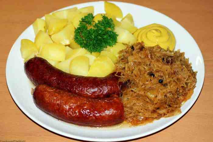 Must try food in Poland when visiting Poland  Poland popular foods