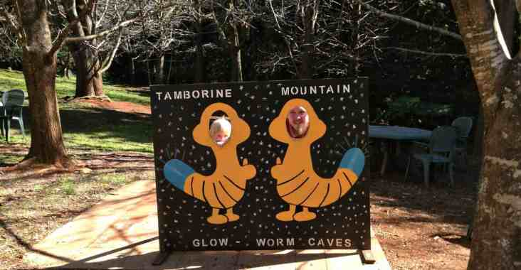 Tambornine Mountain Glow Worm Caves