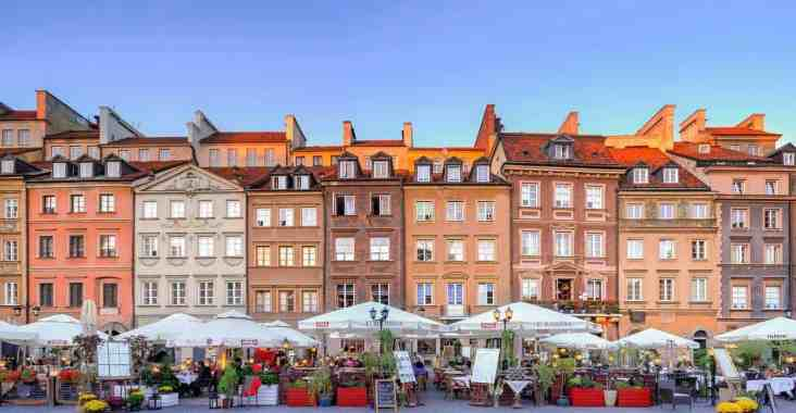 5 Best Places to visit in Poland