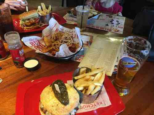 Red Robin Burgers & Brews