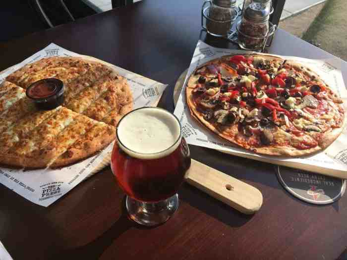 The Pizza Press - Great Anaheim Restaurants