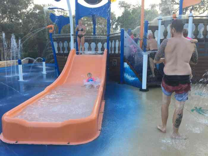 Byron Bay Discovery Park review. Byron Bay family accommodation