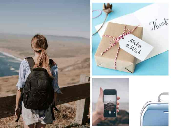 Unique travel gifts for Christmas 2018