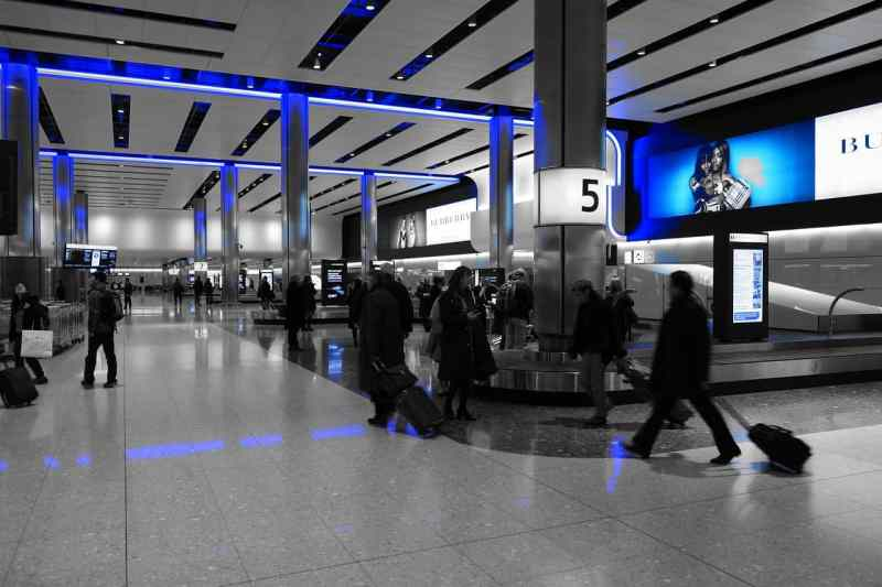 Best family friendly airports in the world
