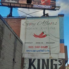 Spicy Affairs- The Best Indian Food in Toronto area