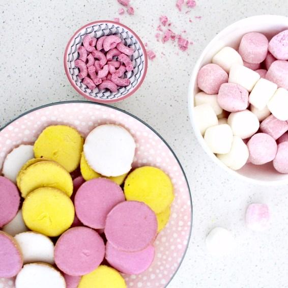 Fairy Tea-Party Treats - super cute party food idea for kids