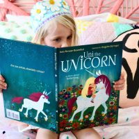 Unicorn Flower Crown -  Free Craft Printables