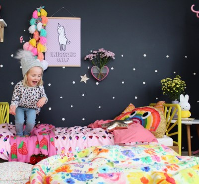 Kids bedroom ideas - cool toddler rooms| More pics on the blog